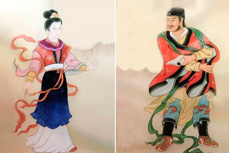 Đào Hoa Tiên Tử Chu Công - Tập Tục Kết Hôn Trung Quốc Cổ